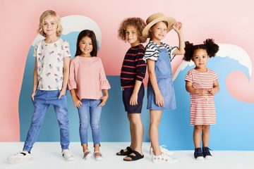 Mums can save time by shopping for kids clothing online